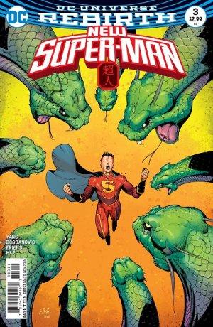 New Super-Man # 3 Issues (2016 - 2018)