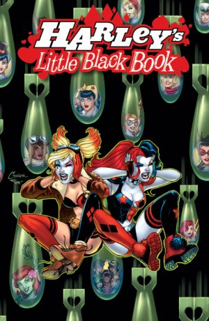 Harley Quinn - Little Black Book # 4 Issues V1 (2015 - 2017)