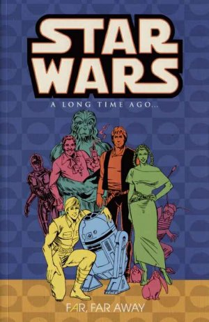 Star Wars - A Long Time Ago... édition TPB softcover (souple)