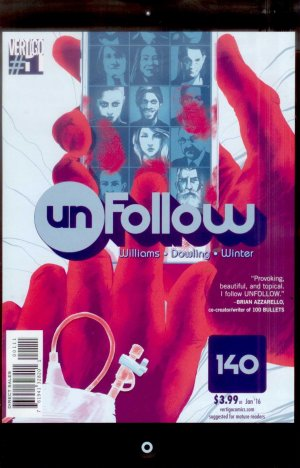 Unfollow édition Issues