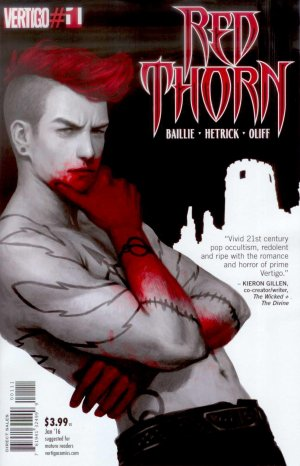 Red Thorn édition Issues