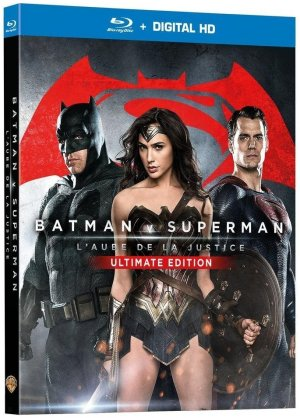Batman v Superman : L'Aube de la Justice édition Ultimate