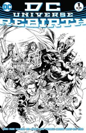 DC Univers Rebirth # 1