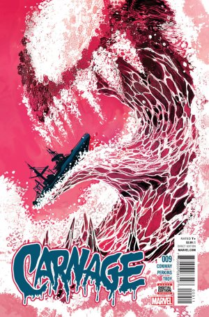 Carnage # 9 Issues V2 (2015 - 2017)