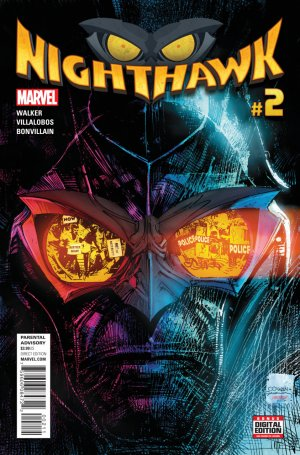 Nighthawk édition Issues V1 (2016)