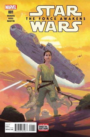 Star Wars - Le Réveil de La Force édition Issues (2016)