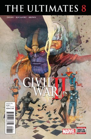 Ultimates # 8 Issues V2 (2015 - 2016)