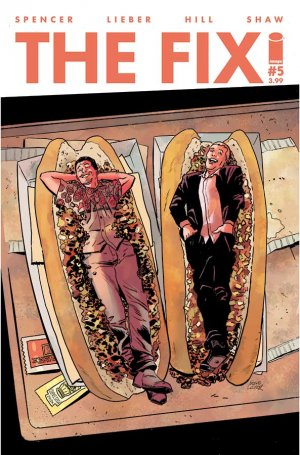 The Fix # 5 Issues (2016 - Ongoing)