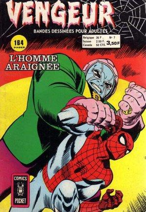 Strange Tales # 7 Kiosque V1 (1972 - 1976)
