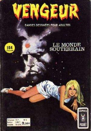 Strange Tales # 8 Kiosque V1 (1972 - 1976)