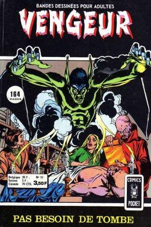 Strange Tales # 10 Kiosque V1 (1972 - 1976)