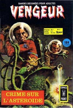 Strange Tales # 11 Kiosque V1 (1972 - 1976)