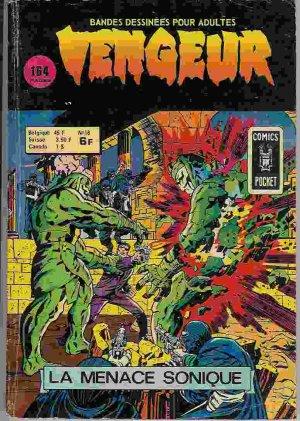 Strange Tales # 18 Kiosque V1 (1972 - 1976)