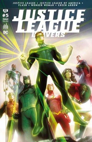 Justice League # 5 Kiosque mensuel (2016 - 2017)