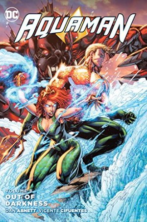 Aquaman 8 - Out of Darkness