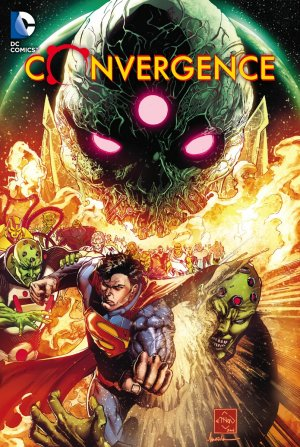 Convergence édition TPB softcover (souple)