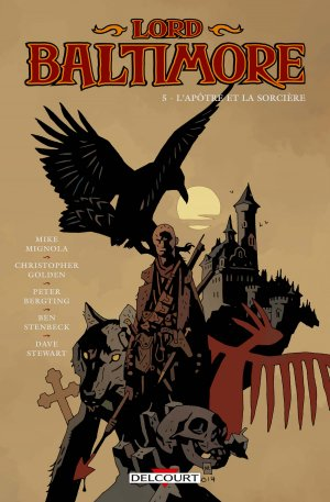 Baltimore - The Witch of Harju # 5 TPB Hardcover (cartonnée)