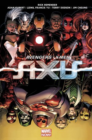 Axis édition TPB Hardcover - Marvel Now!