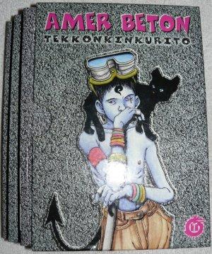 Amer Béton édition Coffret