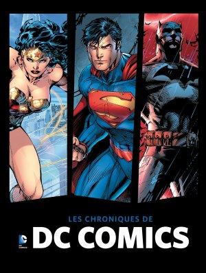 Les chroniques de DC comics édition Deluxe