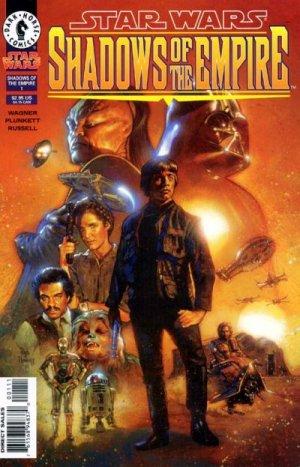 Star Wars - Les Ombres de l'Empire édition Issues