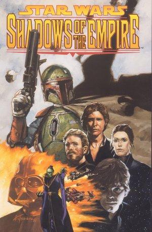Star Wars - Les Ombres de l'Empire édition TPB softcover (souple)