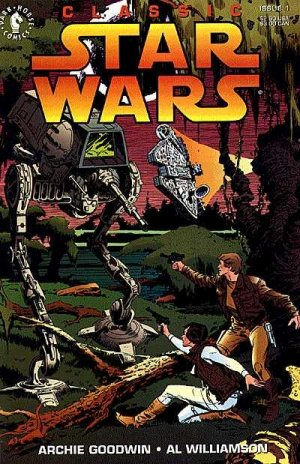 Star Wars - Classic édition Issues