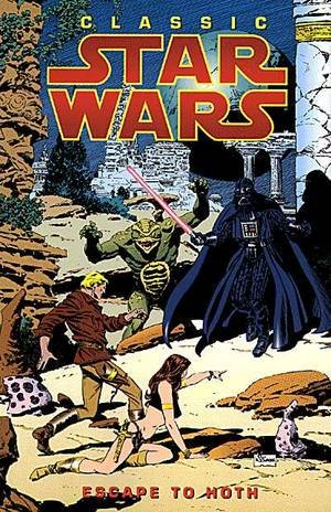 Star Wars - Classic édition TPB softcover (souple)