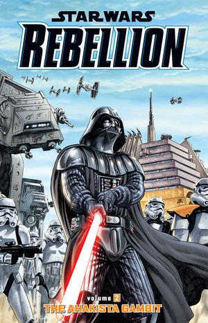 Star Wars - Rébellion édition TPB softcover (souple)
