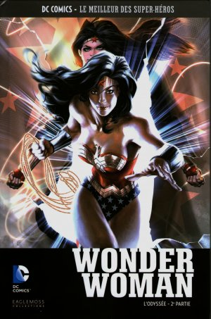 Wonder Woman # 23 TPB Hardcover (cartonnée)