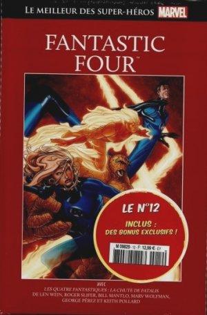 Le Meilleur des Super-Héros Marvel # 12