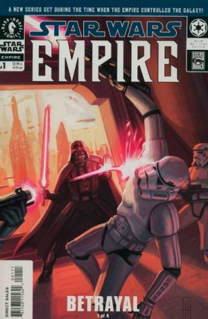 Star Wars - Empire édition Issues