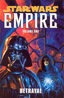 Star Wars - Empire édition TPB softcover (souple)