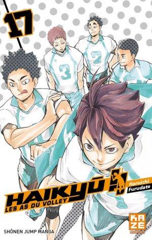 Haikyu !! Les As du Volley # 17