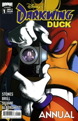 Darkwing Duck édition Issues - Annuals (2011)