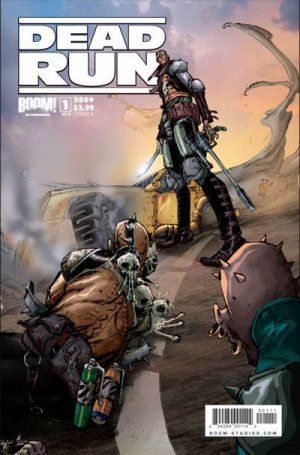 Dead run édition Issues (2009)
