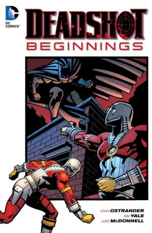 Deadshot - Beginnings édition TPB softcover (souple)