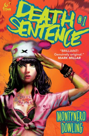 Death Sentence édition Issues (2013 - 2014)