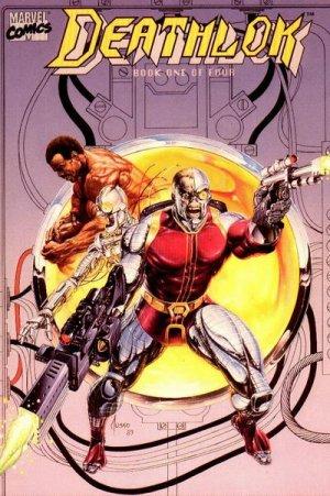 Deathlok # 1 Issues V1 (1990)