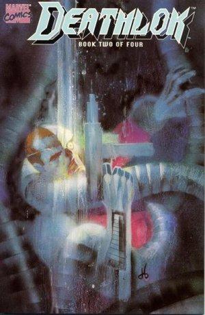 Deathlok # 2 Issues V1 (1990)