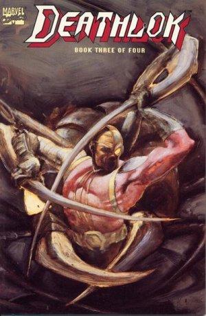 Deathlok # 3 Issues V1 (1990)