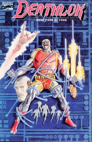 Deathlok # 4 Issues V1 (1990)