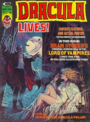 Dracula Lives 5