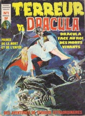 Terreur de Dracula édition Simple