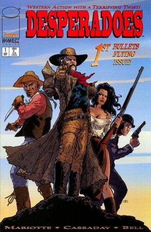 Desperados édition Issues (1997 - 1998)