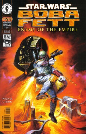 Star Wars - Boba Fett: Enemy of the Empire édition Issues