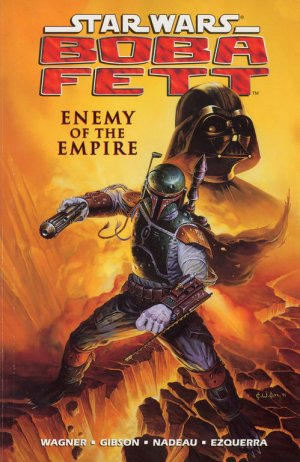 Star Wars - Boba Fett: Enemy of the Empire édition TPB softcover (souple)