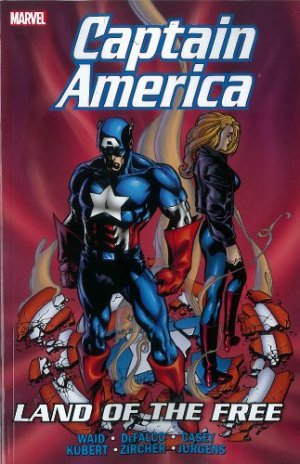 Captain America # 2 TPB softcover (souple) - Issues V3