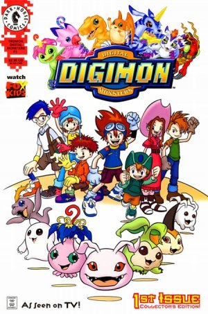 Digimon édition Issues (2000)