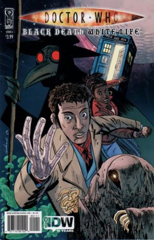 Doctor Who - Black Death White Life édition Issues